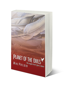 Planet of the Owls by Mike Philbin